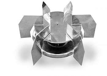 Acoplamento de eixo magnético