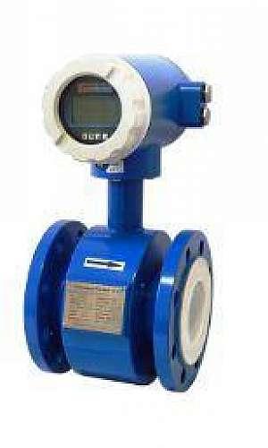 Medidor de vazão eletromagnético